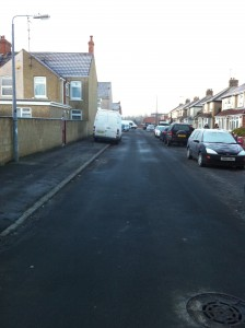 Parking in our Street