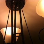 Photo of light fitting
