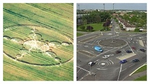 Crop Circles and Roundabouts